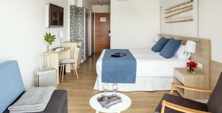 Chambre double Premium - Aqua Hotel Onabrava & Spa