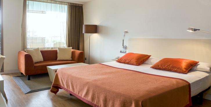 Doppelzimmer Superior - Hotel Magnolia