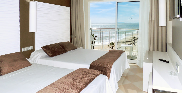 Doppelzimmer - Hotel Augustus
