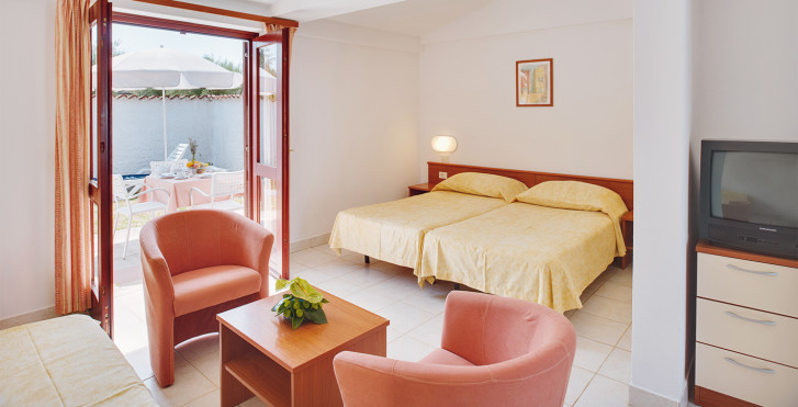 Studio - Resort Villas Rubin