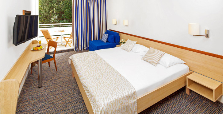 Chambre double - Hotel & Casa Valamar Sanfior