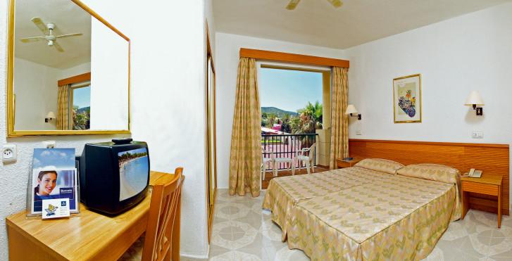 Doppelzimmer - Barceló Pueblo Ibiza
