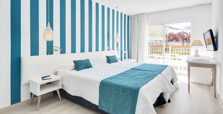 Doppelzimmer - Aparthotel Alcudia Garden