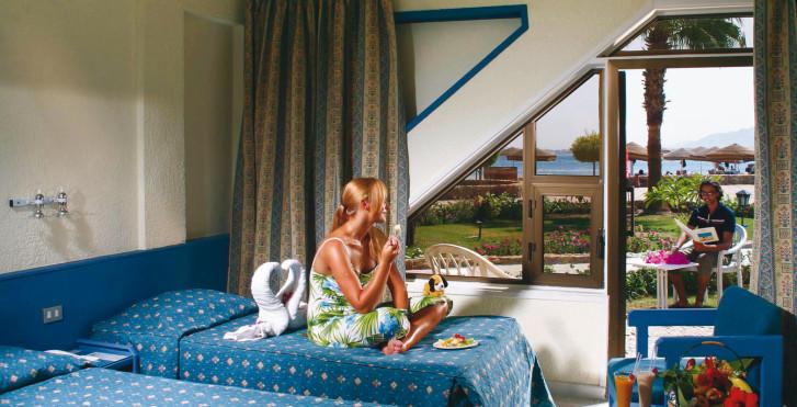 Doppelzimmer - Balina Paradise Abu Soma Resort