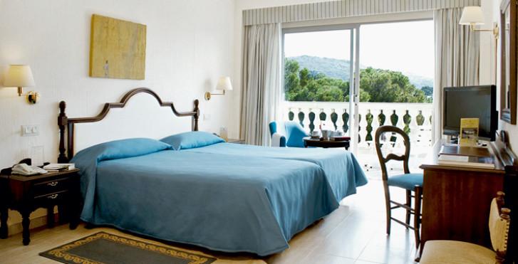 Wohnbeispiel - Hotel Illa D'Or