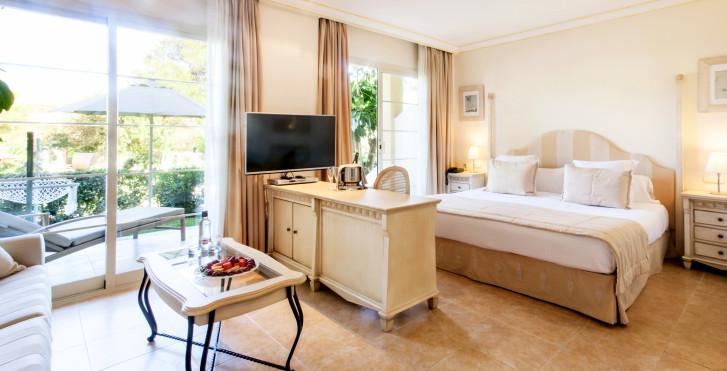 Suite Junior Privilege - Vanity Hotel Suite & Spa