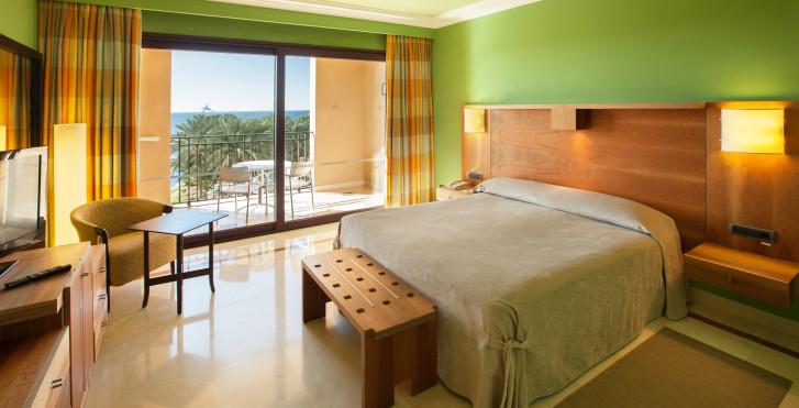 Doppelzimmer Deluxe View Unique - Lopesan Costa Meloneras Resort