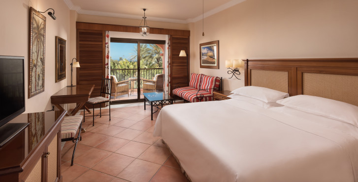 Chambre double Premium - Sheraton Fuerteventura Beach, Golf & Spa Resort