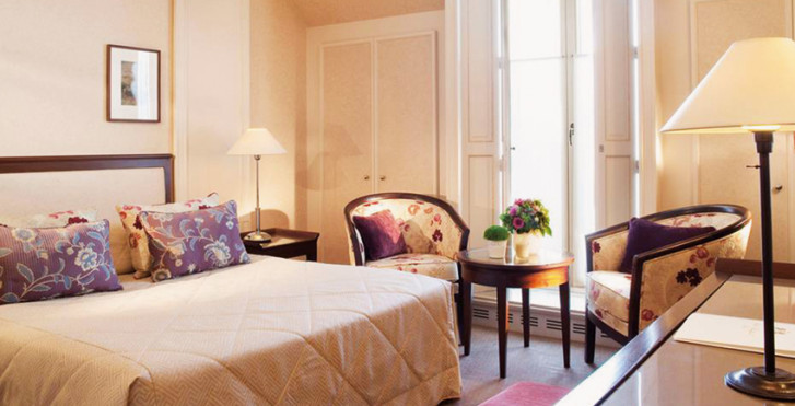 Chambre Double - Hotel Bedford - Swiss Premium Hotels