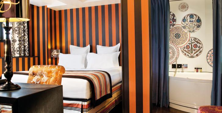 Zimmerbeispiel - Hotel Bellechasse