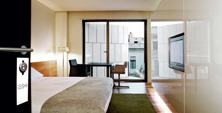 Standardzimmer - Hotel Omm