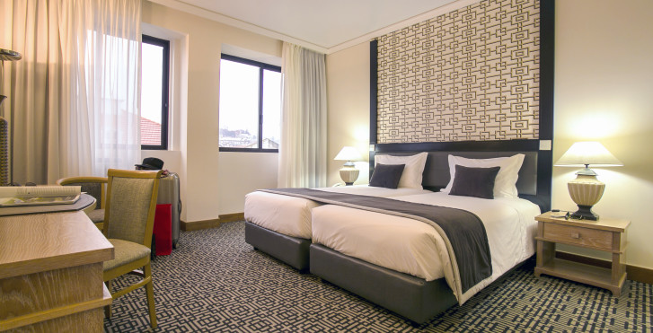chambre standard - Hôtel Mundial