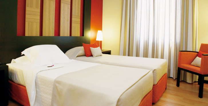 Standardzimmer - Hotel Lisboa