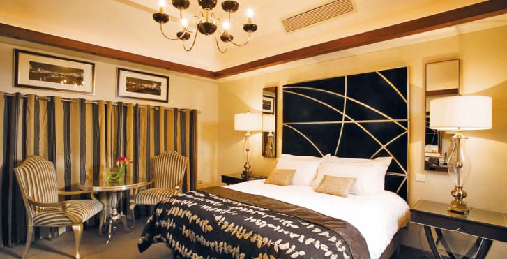 Wohnbeispiel Luxury Zimmer - Dylan Hotel