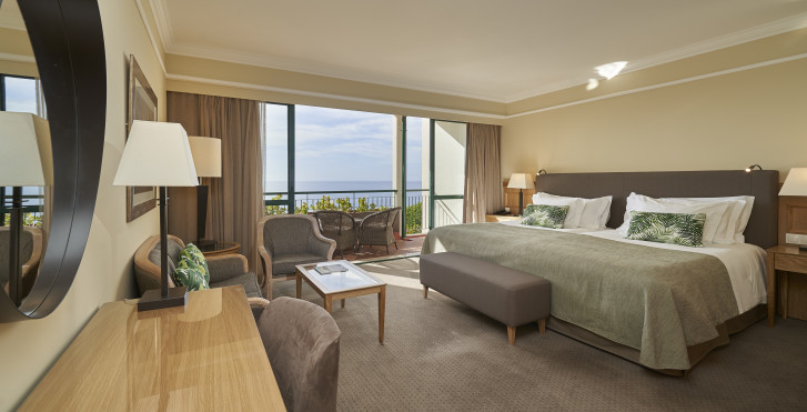 Chambre double vue mer - The Cliff Bay