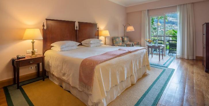 Chambre double - Quinta Jardins Do Lago