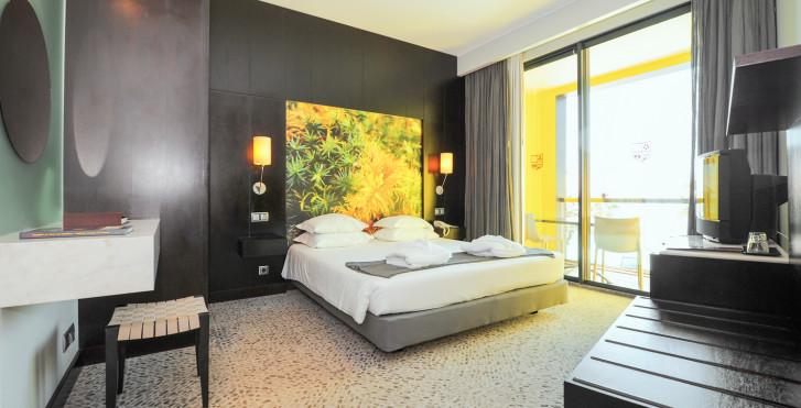 Chambre double Superior vue mer - Quinta Mirabela