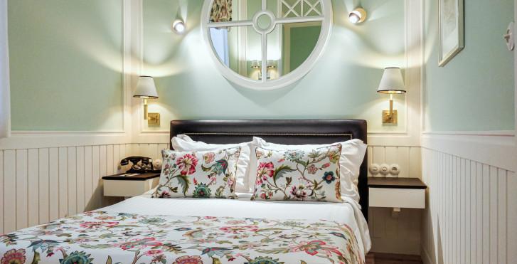 Doppelzimmer Mini - Grande Hotel do Porto