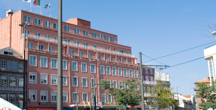 Bild 26090597 - Quality Inn Praça da Batalha