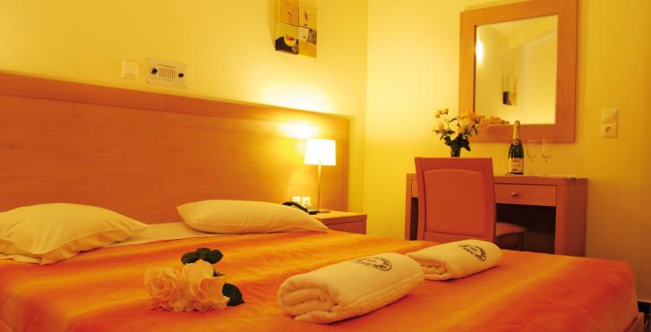 Chambre double - Louros Hôtel & Spa