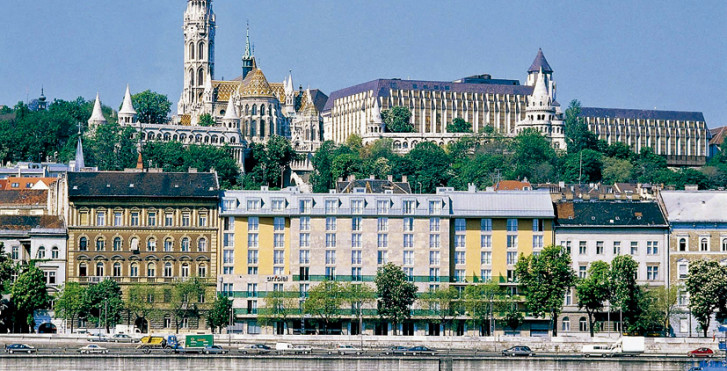 4 - Art'otel Budapest