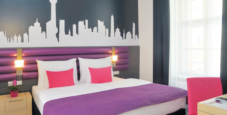 3 - Cosmo City Hôtel