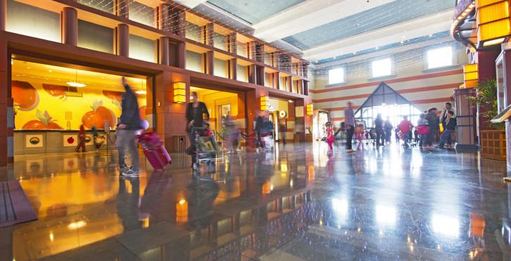 Disney S Hotel New York Inkl Parkeintritt Freizeitparks