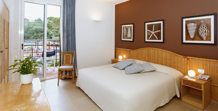 Doppelzimmer Superior - Hotel Désirée
