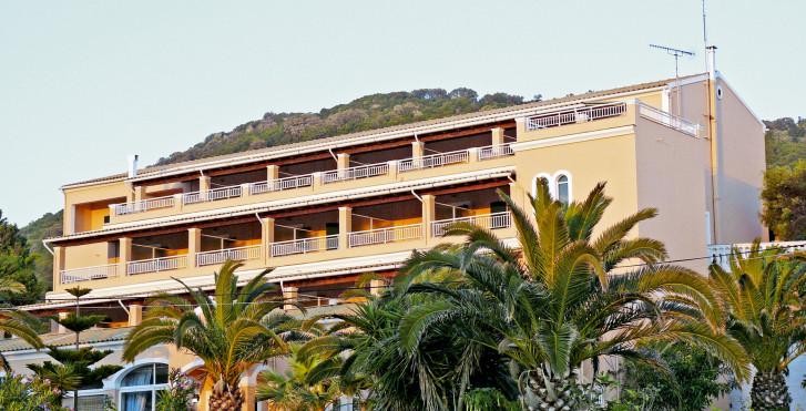 Hôtel Paramonas