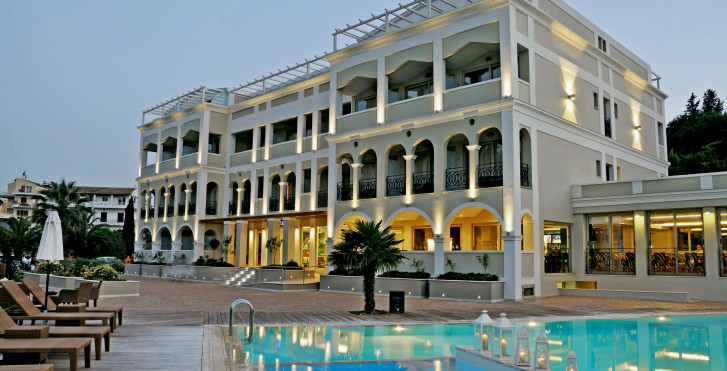 Corfu Mare Boutique Hôtel