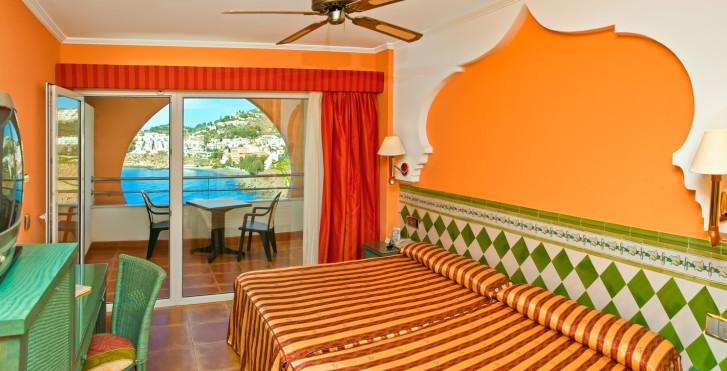 Doppelzimmer - Playacálida Spa Hotel