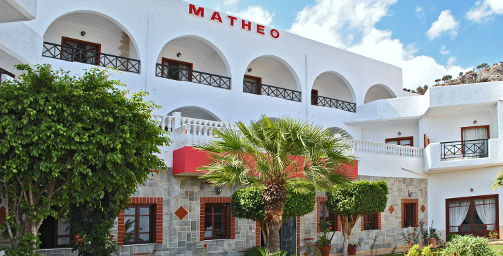 Image 28603405 - Hôtel Matheo Villas & Suites