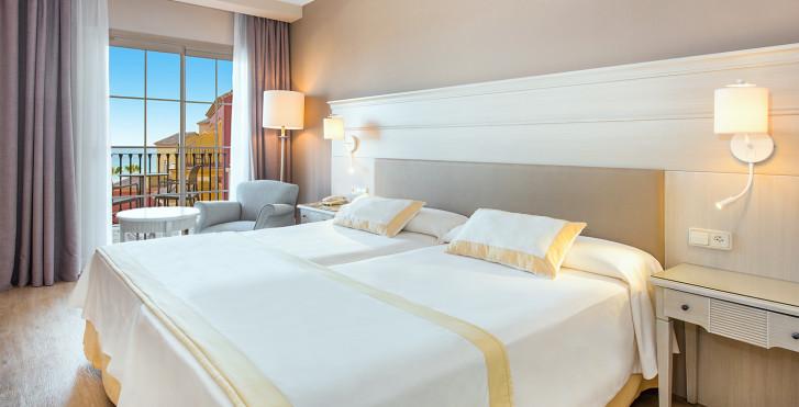 Doppelzimmer - Iberostar Málaga Playa