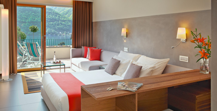 Modern Junior Suite - Parco San Marco Lifestyle Beach Resort