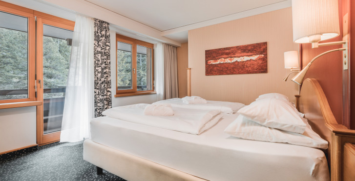 Doppelzimmer - KRUMERS ALPIN Resort & Spa