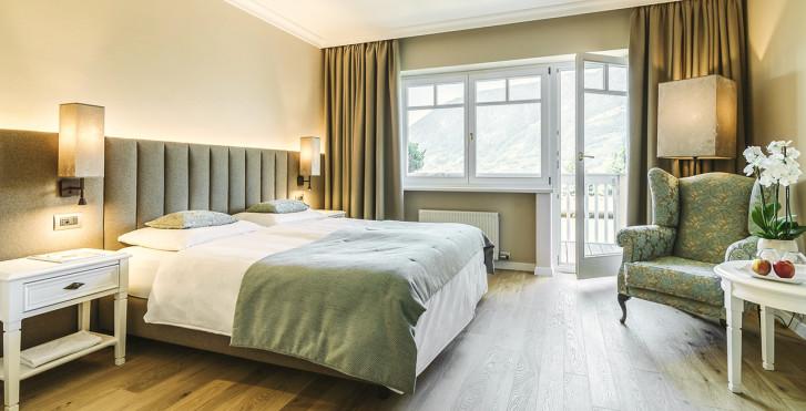 Chambre double Superior Elegance - Hôtel Pienzenau am Schlosspark