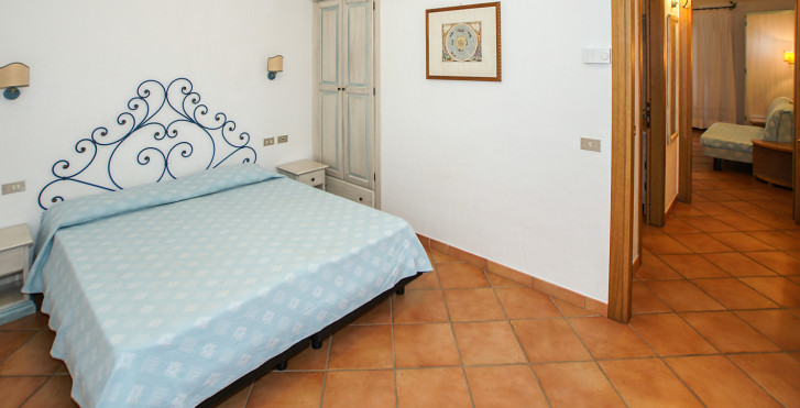 Appartement mit 1 Schlafzimmer - Baia Caddinas - Appartements