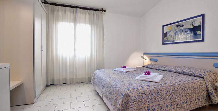 Appartement 2 chambre Silver - Baia Verde, appartements