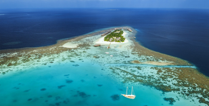 Bild 22382259 - Mirihi Island Resort