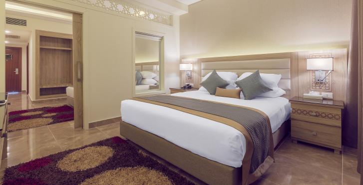 Chambre familiale - Pickalbatros Aqua Blu Resort