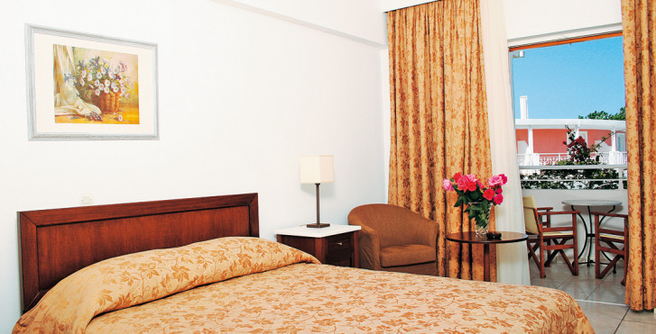 chambre double - Bitzaro Palace