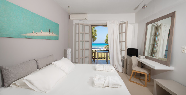 Chambre double - The Bay Hotel & Suites