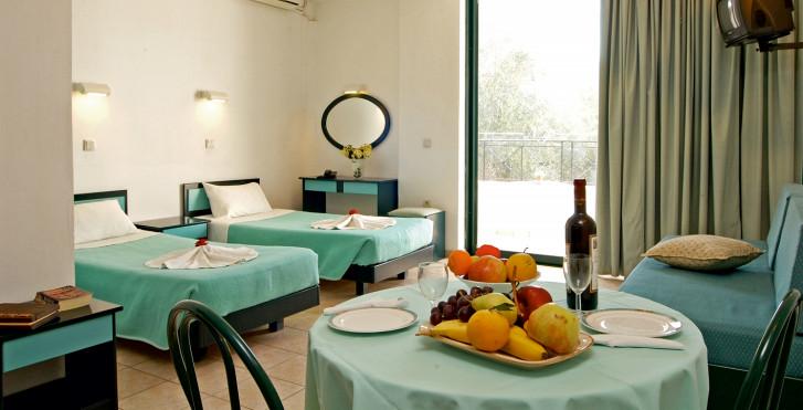 Chambre double - Saint Nicholas Hotel