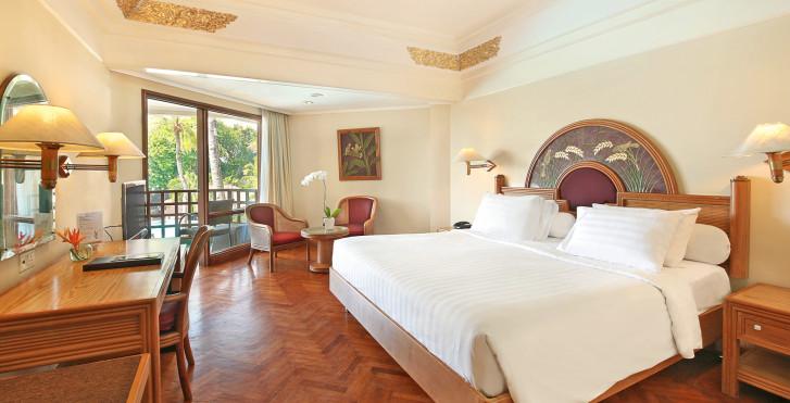Chambre double Deluxe - Prama Sanur Beach