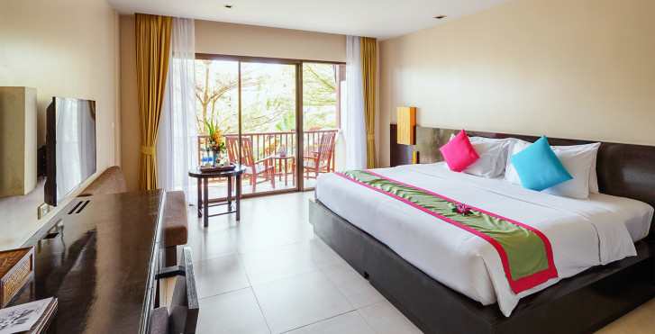 Chambre double Superior - Apsara Beachfront Resort & Villa