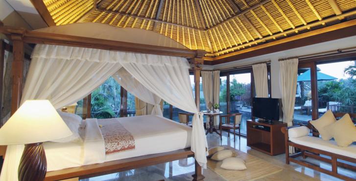 Pool-Villa - Kamandalu Resort and Spa