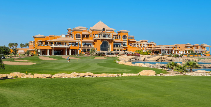 The Cascades Golf Resort & Spa & Thalasso (ex. Westin Soma Bay Golf Resort & Spa)