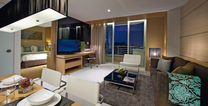 Deluxe Zimmer - Anantara Bangkok Sathorn