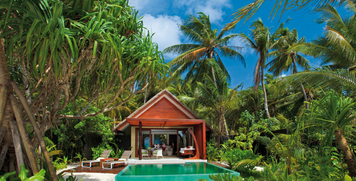 Beach Studio mit privatem Pool - Niyama Private Islands Maldives