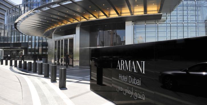 Bild 7956827 - Armani Hotel Dubai